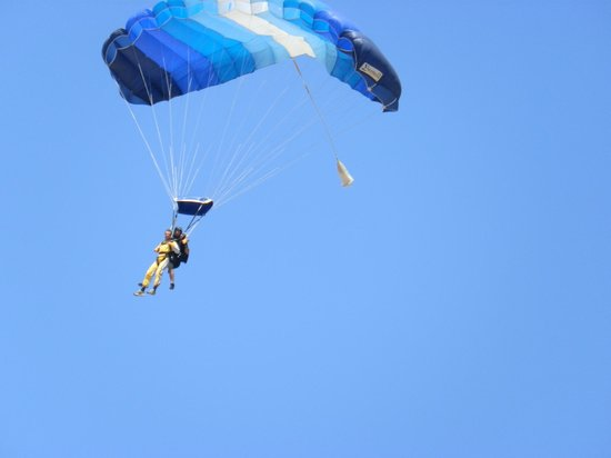 Skydive Algarve: From Portimao