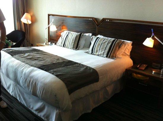Hotel Dreams Valdivia: Es muy linda la habitacion
