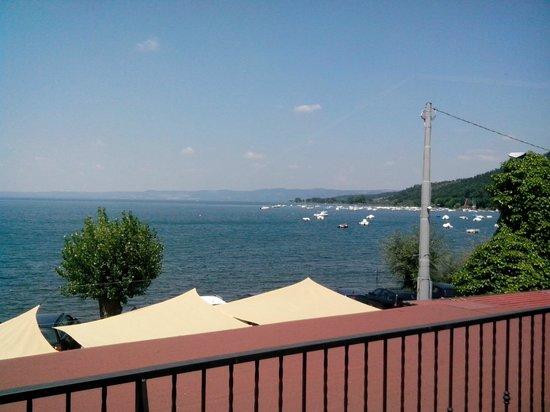 Isola Blu: vista panoramica dal ristorante