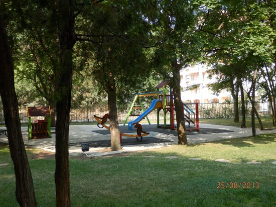 Festa Via Pontica Resort: children's playground