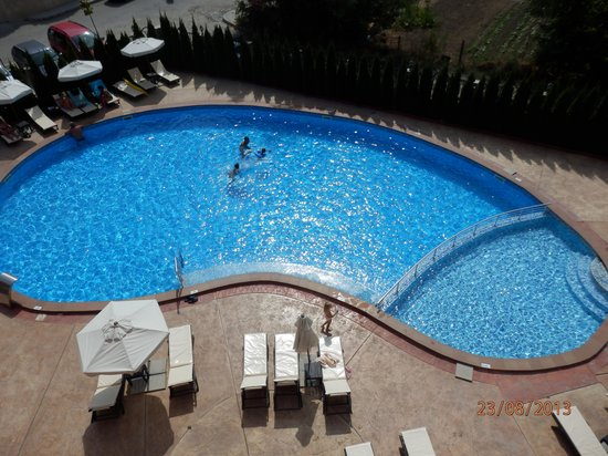 Festa Via Pontica Resort: the pool