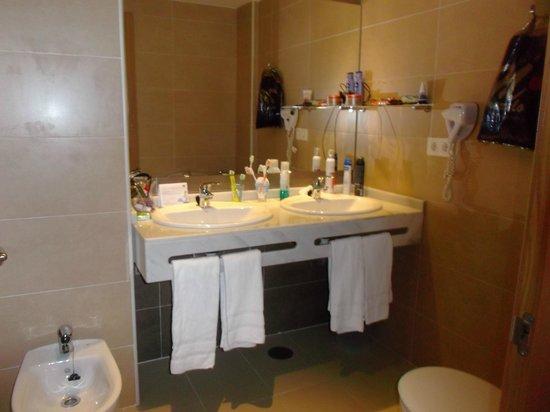 Hotel Mainare Playa Fuengirola: muy limpio