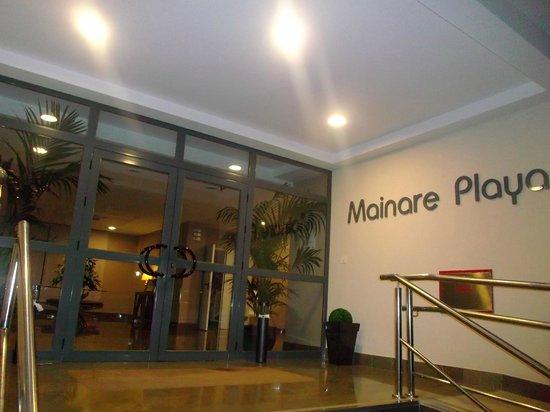 Hotel Mainare Playa Fuengirola: entrada