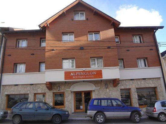 Alpenglow Boutique Hotel: Eu recomendo