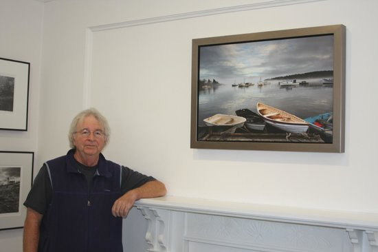 Gifts at 136: Bob Whitmire and photo