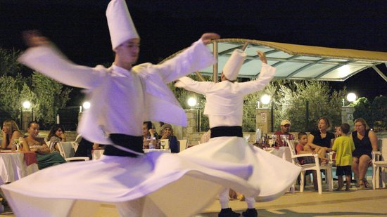 Traditional Turkish Dancing