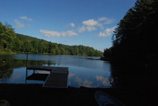 Northern Outdoors Adventure Resort: Martin Pond