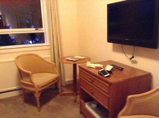 Pitbauchlie House Hotel: lovely room