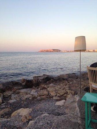 Prima Plora: Lampe am Strand