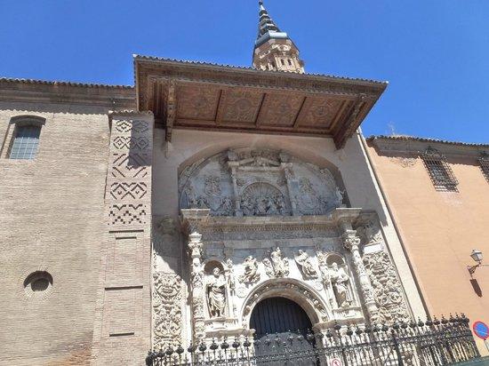 Calatayud : Iglesia de San Miguel