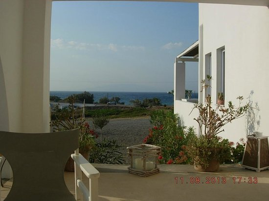 Sun Anemos Resort: veduta