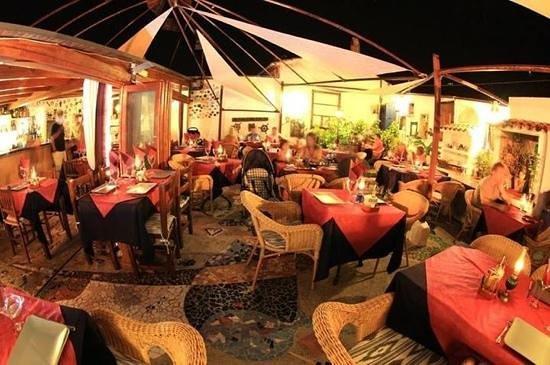 Restaurant Es Mussol: fabulosa terraza