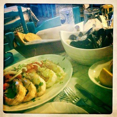 Psaropoula Fish Tavern: Yummie