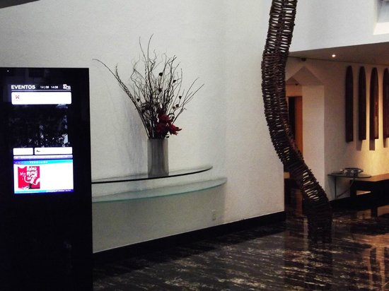 Pergamon Hotel Frei Caneca Managed by AccorHotels: Lobby