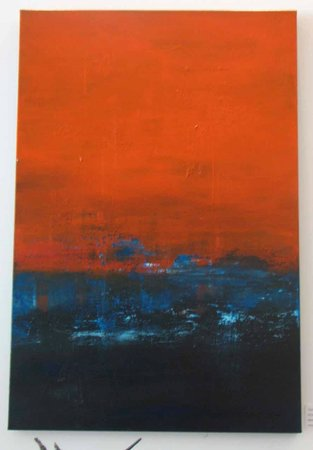 Gallery 7: Acrylic by Catherine Cadieux, untitled