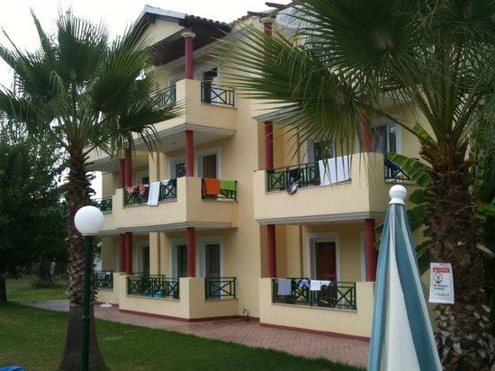Damia Hotel: lovely accommodation