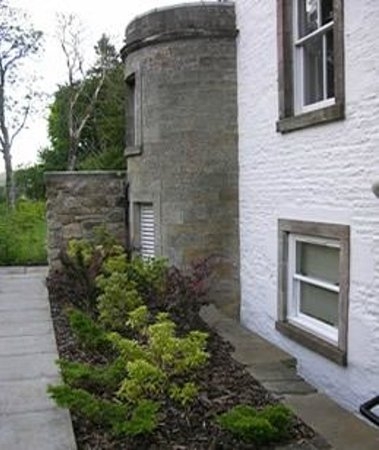 Rutherford house bed breakfast west linton skottland for Rutherford house