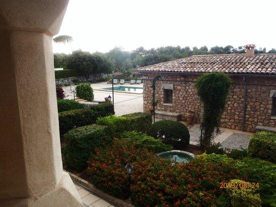 Cases de Ca's Garriguer: hotel view