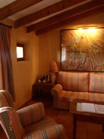 Cases de Ca's Garriguer: rooms living area