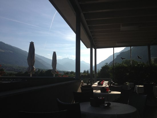 Lindenhof Active Relax Resort: View from front patio