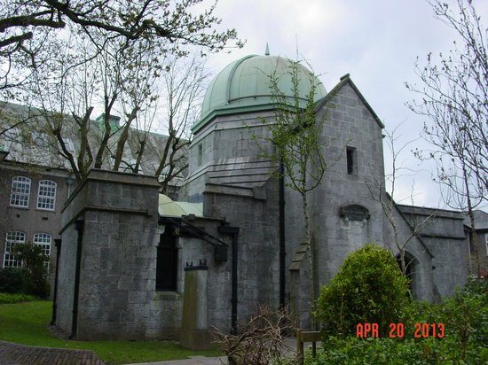 University College Cork (UCC) : Early observitory