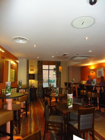 Liverpool City Centre Moorfields Hotel
