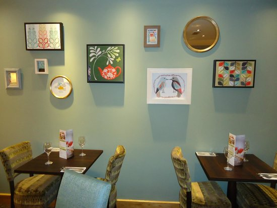 Premier Inn Liverpool City Centre (Moorfields) Hotel: Restaurant