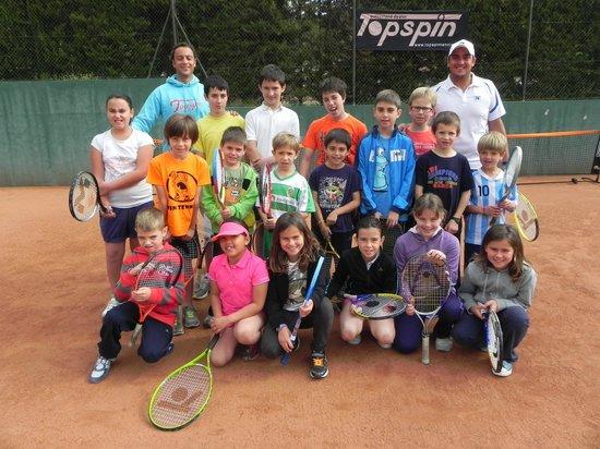 Sporthotel Club Tennis: Tennisschule mit Dario & Alejandro Perez
