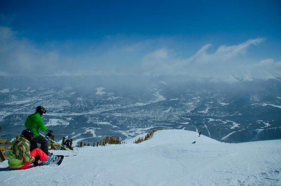 Breckenridge Ski Resort: Vista da estação na Imperial Chair
