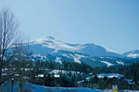 Breckenridge Ski Resort: Vista da Rua principal