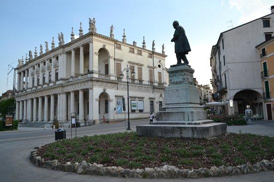 Palazzo Chiericati : View
