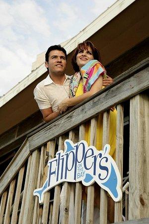 Flippers on the Bay: Aaaaaaaaah the view
