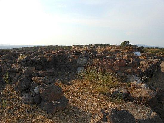 resti della città Punica