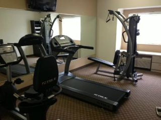 Comfort Inn Mount Airy : Fitness Center