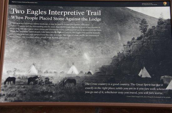 Bighorn Canyon National Recreation Area: Interpretive Trail