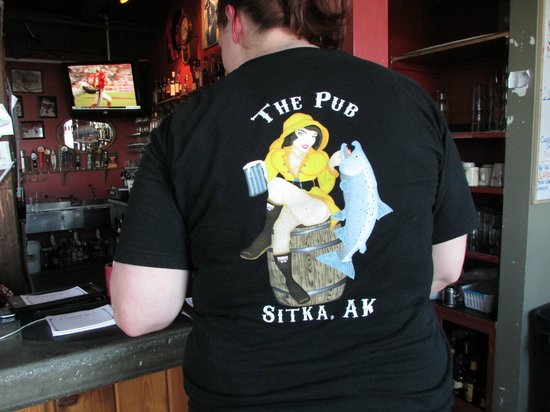 The Pub: great t-shirts