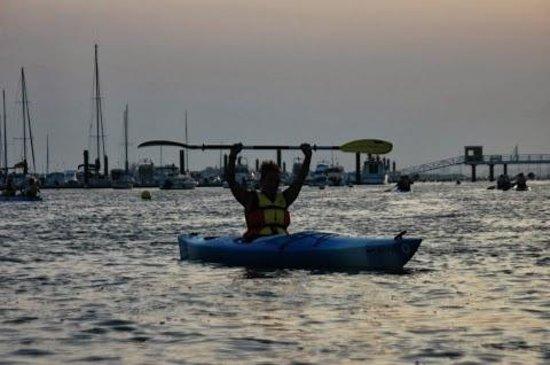 South Kayak: El Rompido