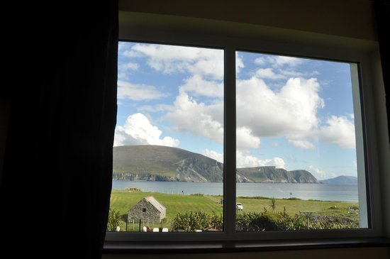 Stella Maris B&B : View from easy chair in room