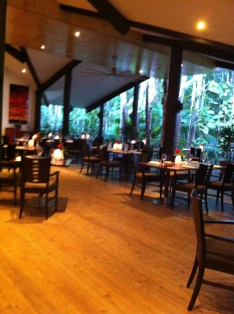 Kewarra Beach Resort & Spa : restaurant