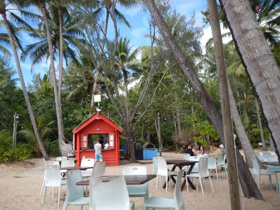 Kewarra Beach Resort & Spa : the Shack
