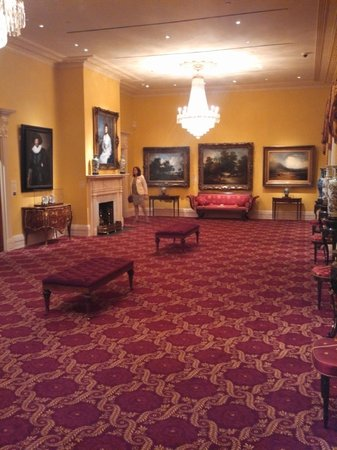 Taft Museum of Art: Double Parlor (Misic Room)