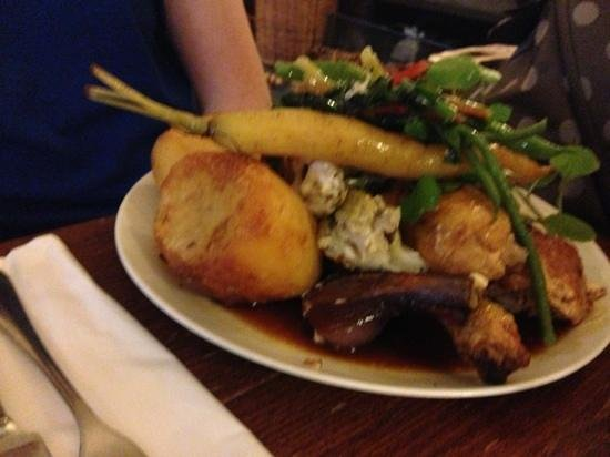 The Journeys End Inn: Sunday Roast feast