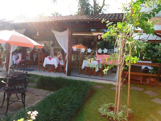 Pousada Cauca: Restaurante