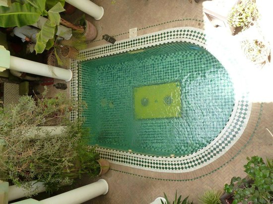 Riad Alida : piscina
