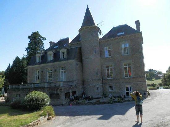 Domaine de la Ferriere : The chateau