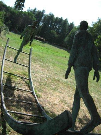 Spoerri foto di il giardino di daniel spoerri seggiano tripadvisor - Giardino di daniel spoerri ...