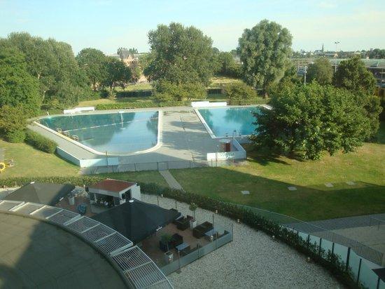 WestCord Art Hotel Amsterdam : Pools area