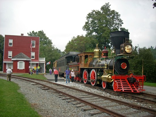 Steam into History: Hanover Junction museum and train stop
