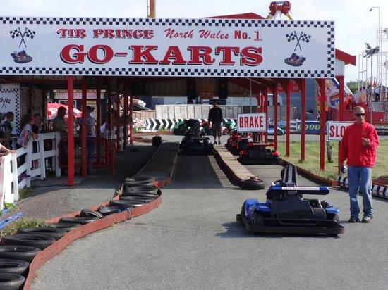 Tir Prince Raceway: Race over