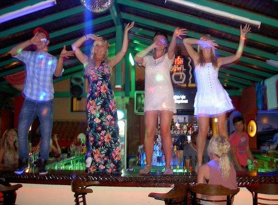 Club Meridmar Apart: Dancing On The Bar